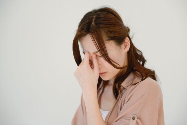 戸田市でめまい・頭痛で悩んでいる女性
